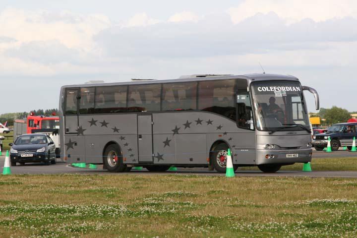 Colefordian Ltd. Jonckheere Mistral 50 Coach