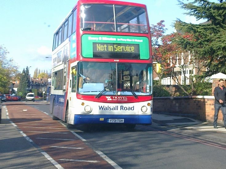 West Midlands Travel at Walsall