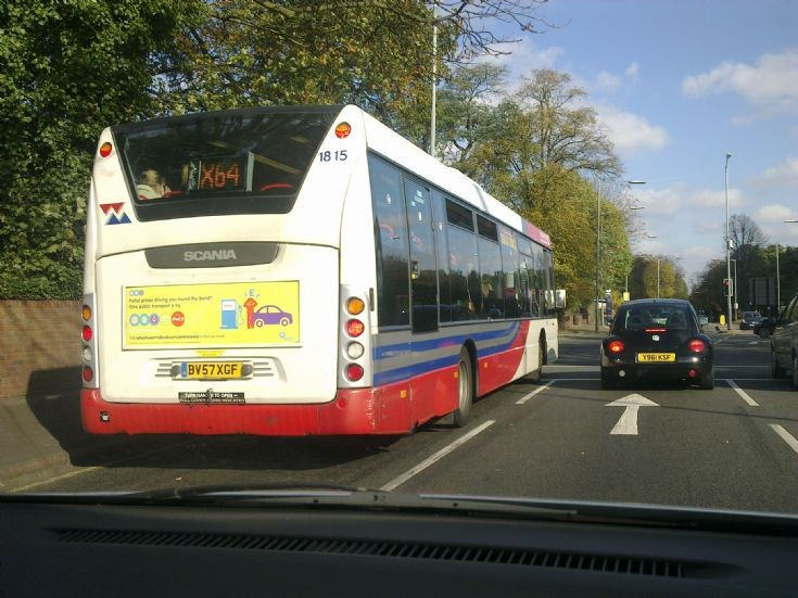 Scania West Midlands Travel
