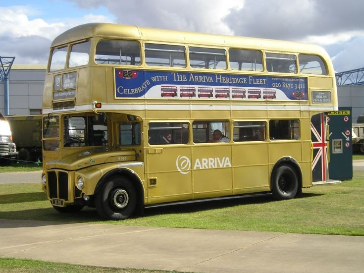 RM6 (VLT6) at Showbus 2011.