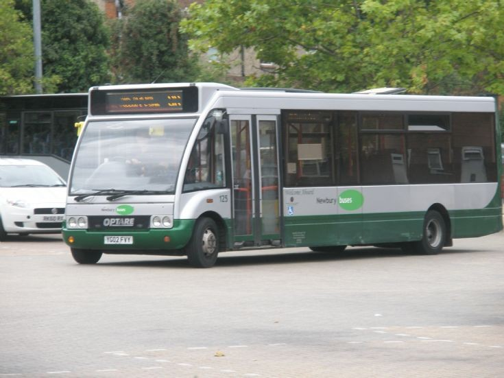 Newbury Buses Optare