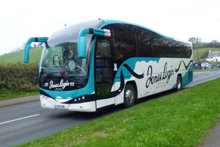 Bus and Coach Photos - Jones Login