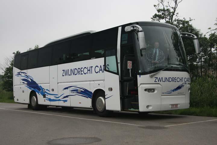 Zwijndrecht Cars VDL Bova bus