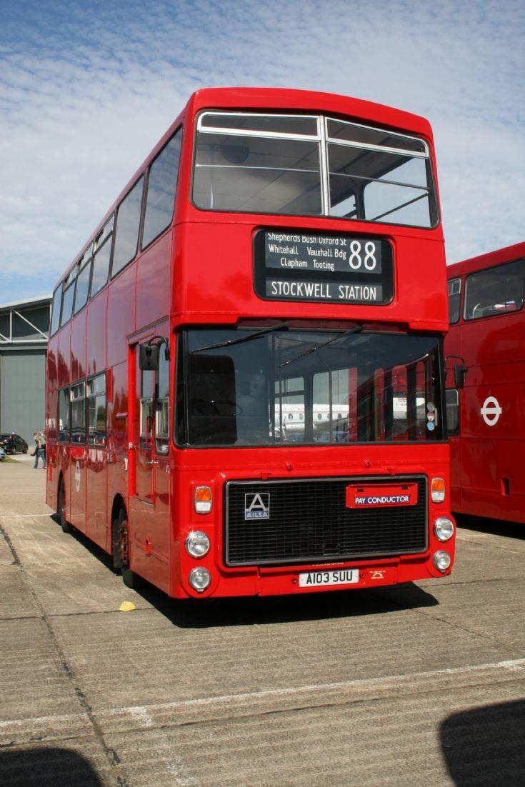 2007 Showbus ~ AILSA B55