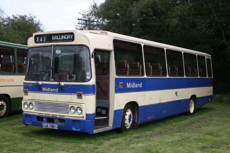 GLS 265S