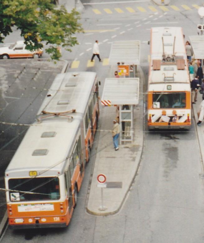 Geneva Trolleybuses