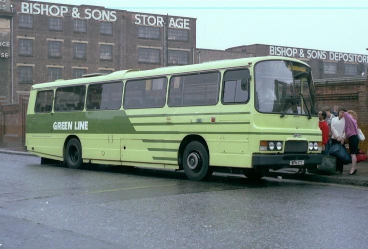 Green Line Leyland