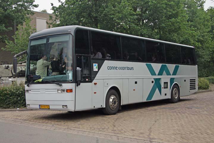 Connexxion Tours EOS Coach EOS 90
