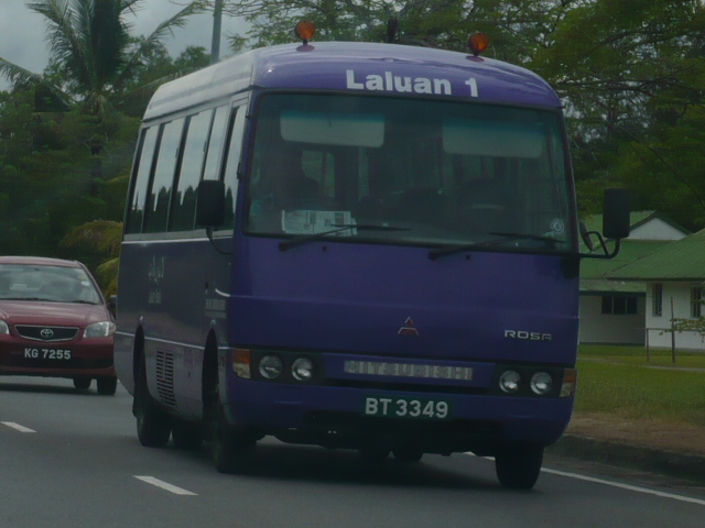 Mitsubsihi Rosa Standard Bus Beliat District
