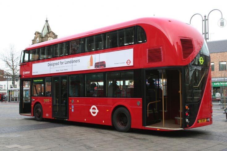 Prototype New Bus For London