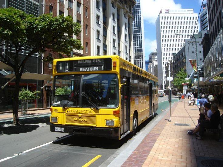 GO Wellington 149 (NI 5704)