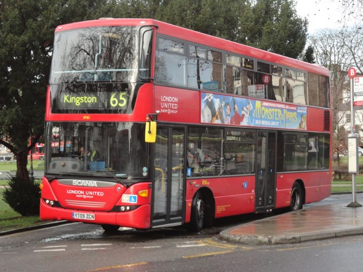 London Bus Routes : The 65