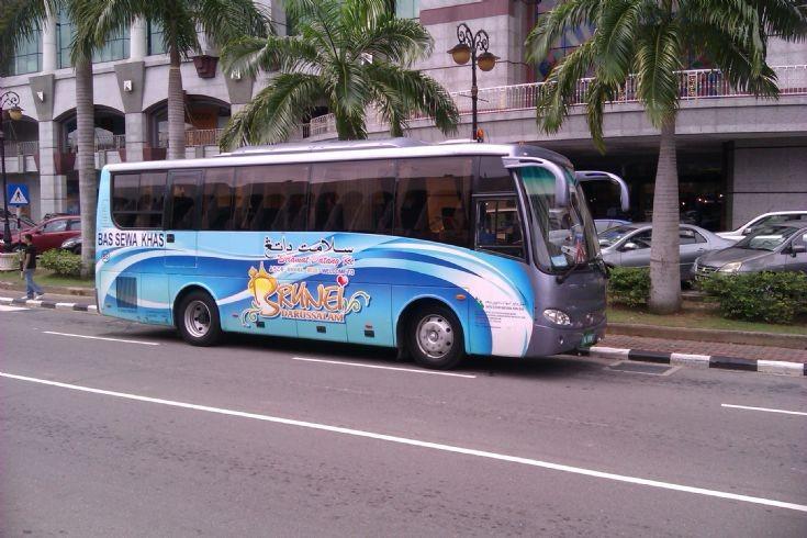 King Long XMQ6800 coach