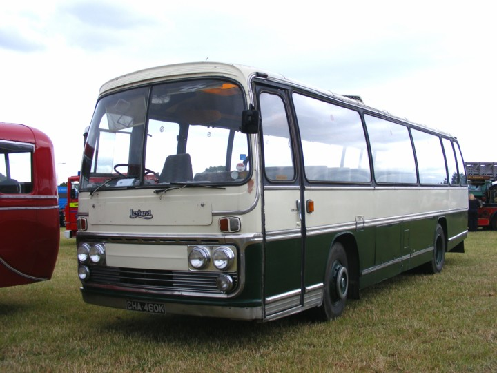 Bus and Coach Photos - Leyland Leopard