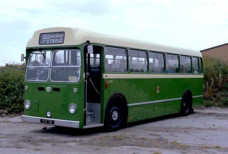 Preserved Bristol LS