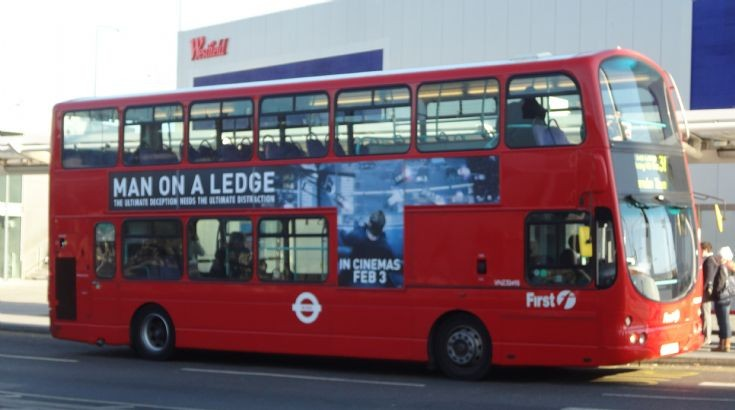 First London Bus Routes
