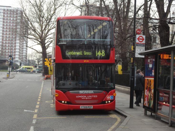 London Bus Routes : The 148