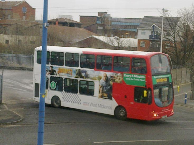 West Bromwich Bus Garage