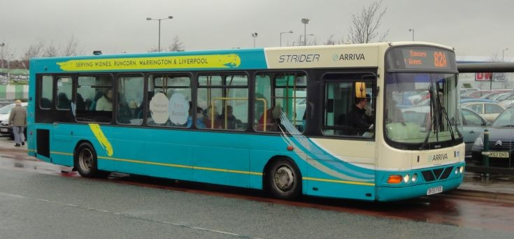 Arriva North-West 2527