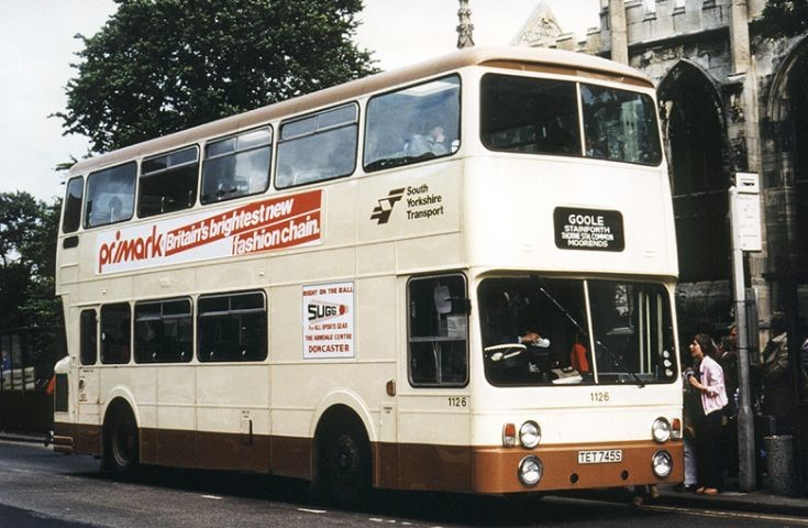 South Yorkshire Transport 1126