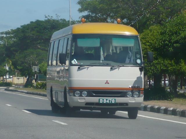 Mitsubishi Rosa 22 Seater Standard Bus