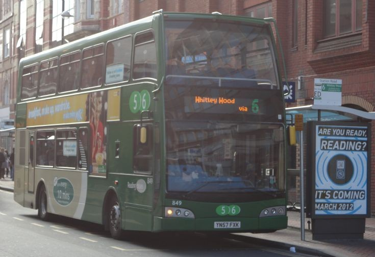 Photo of Reading Buses