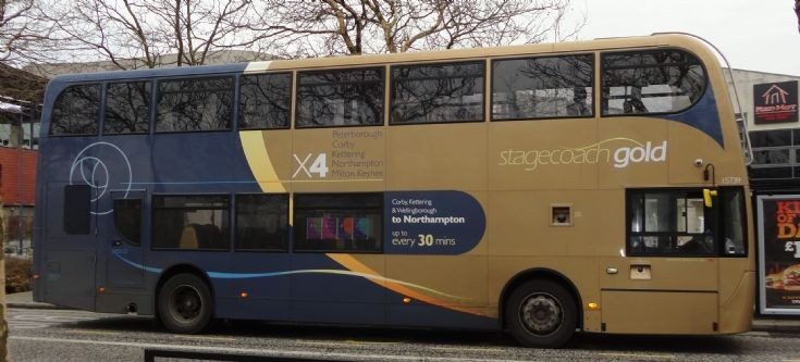Stagecoach Gold X4