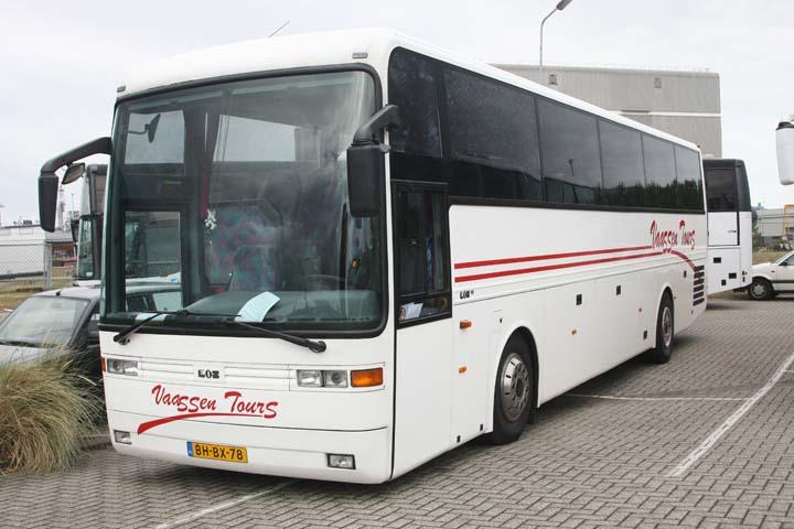 Vaassen Tour Eos 90 Tour coach