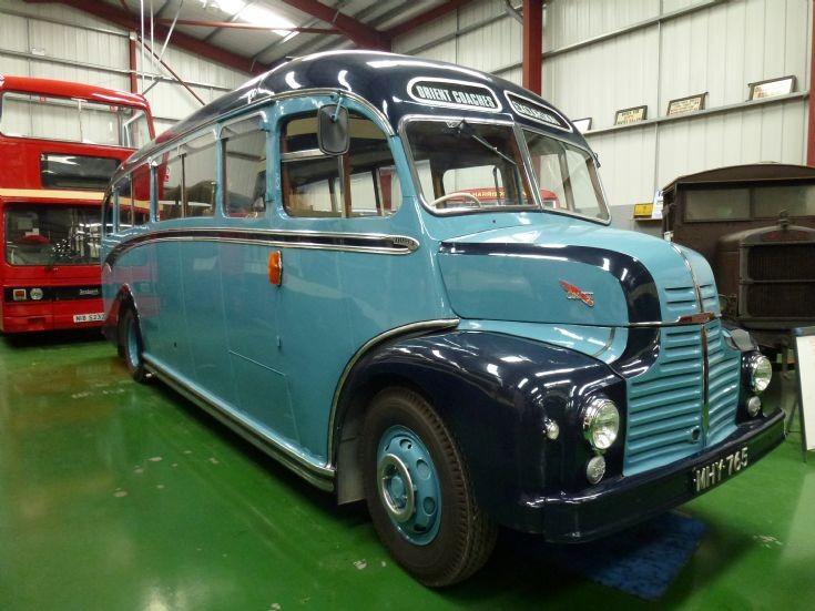 1950 Leyland Duple