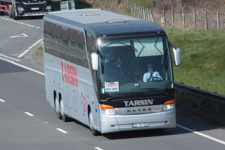 Tarsin Setra at Holyhead