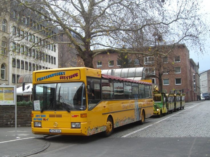 Open topper in Germany