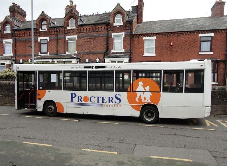 Procters Service bus