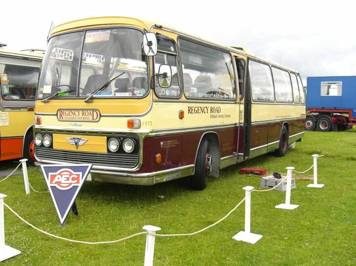 1971 AEC Reliance