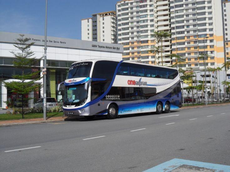 Scania K124 380 Malaysia