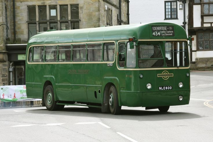 The East Grinstead Bus running day