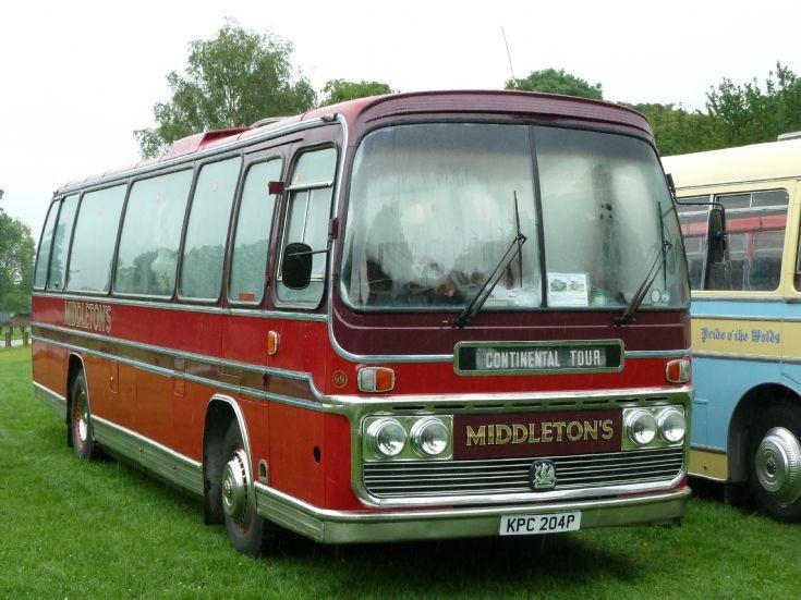 1975 Bedford Coach