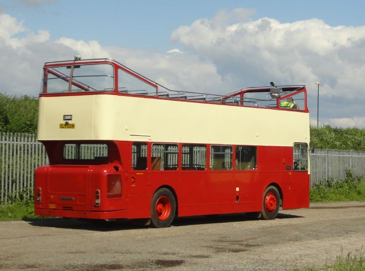 Merseyside Transport Open Top Atlantean