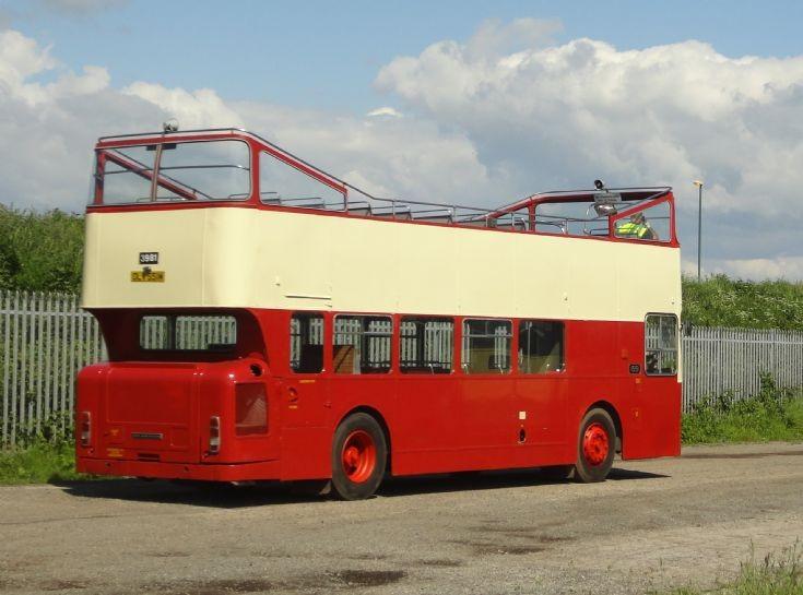Merseyside Transport Open Top Atlantean