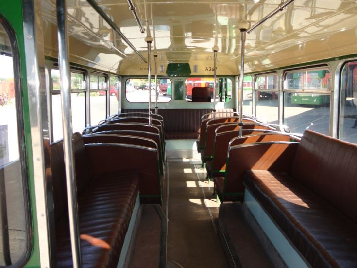 Liverpool A267 - Lower Saloon