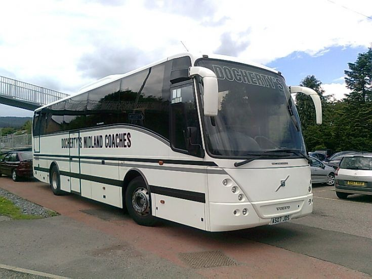 Docherty's midland coaches