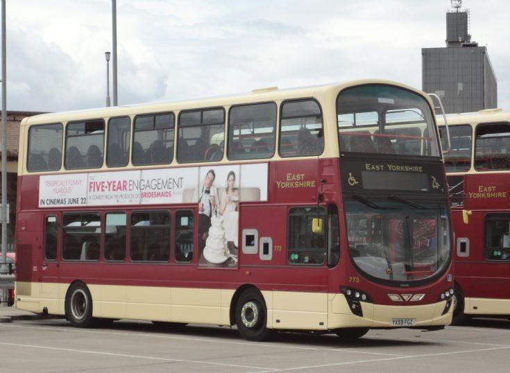 East Yorkshire 773