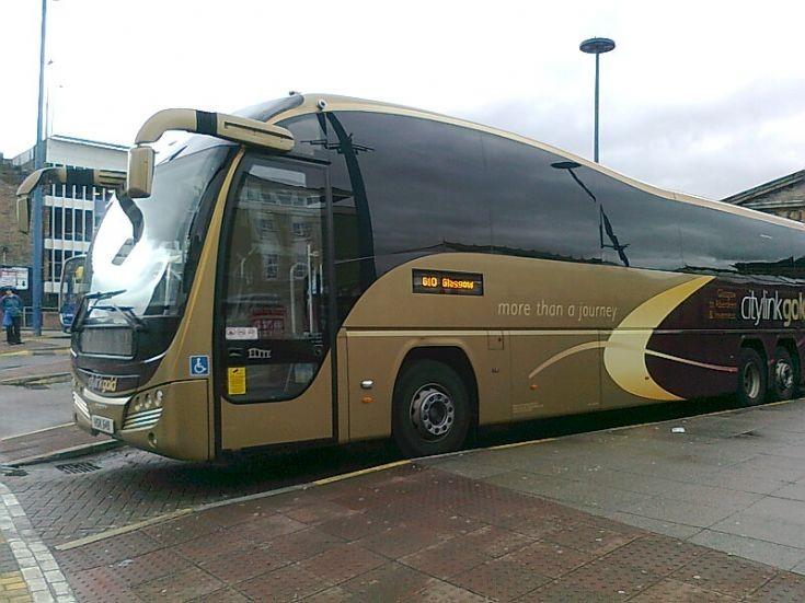 Citylinkgold bus