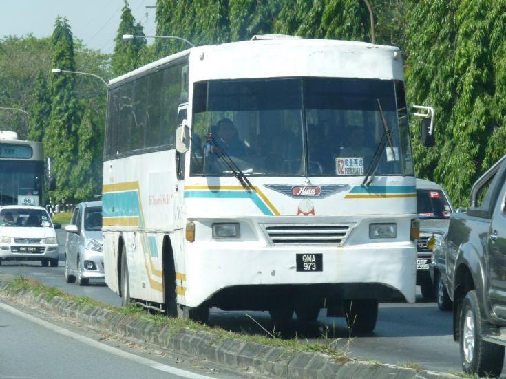 Private Hino coach