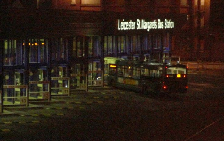 Leicester St.Margaret's Bus Station
