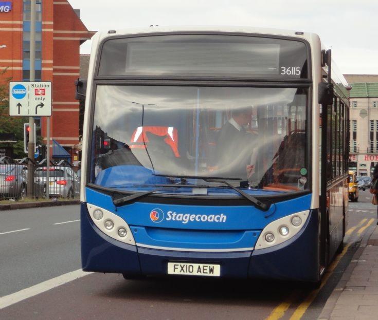 Stagecoach 36115