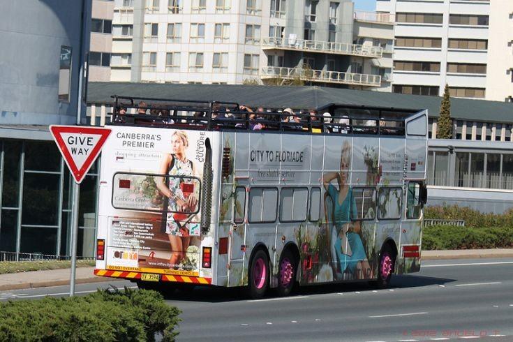 MCW Metrobus, Canberra Australia