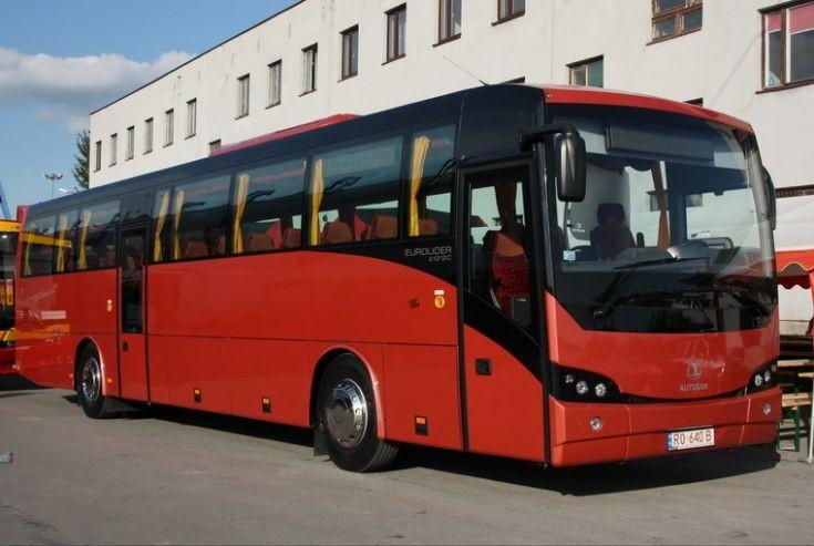 Bus Autosan Eurolider