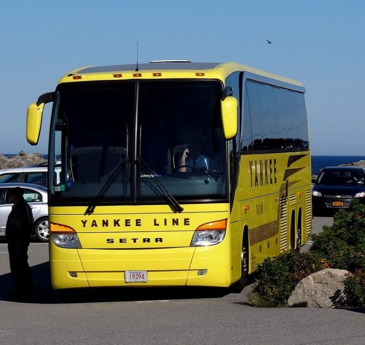 Setra from Yankee  - 2 of 2