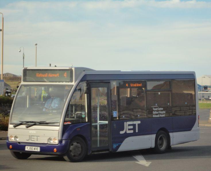JET Kirkwall Airport Service