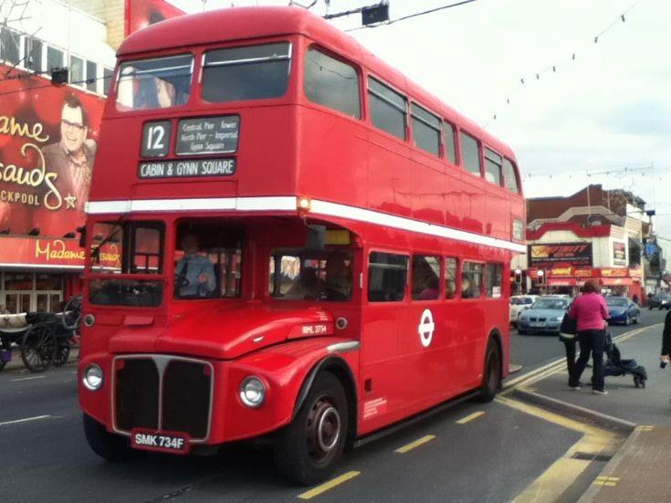 Classic Bus Routemaster